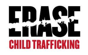 Help ERASE Child Trafficking Logo